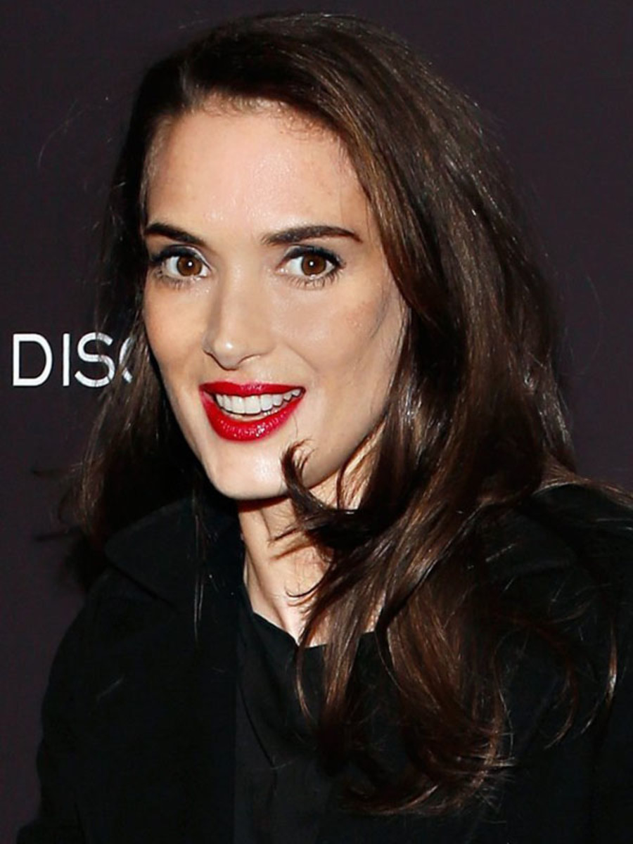 Winona Ryder - Disconnect screening, April 2013