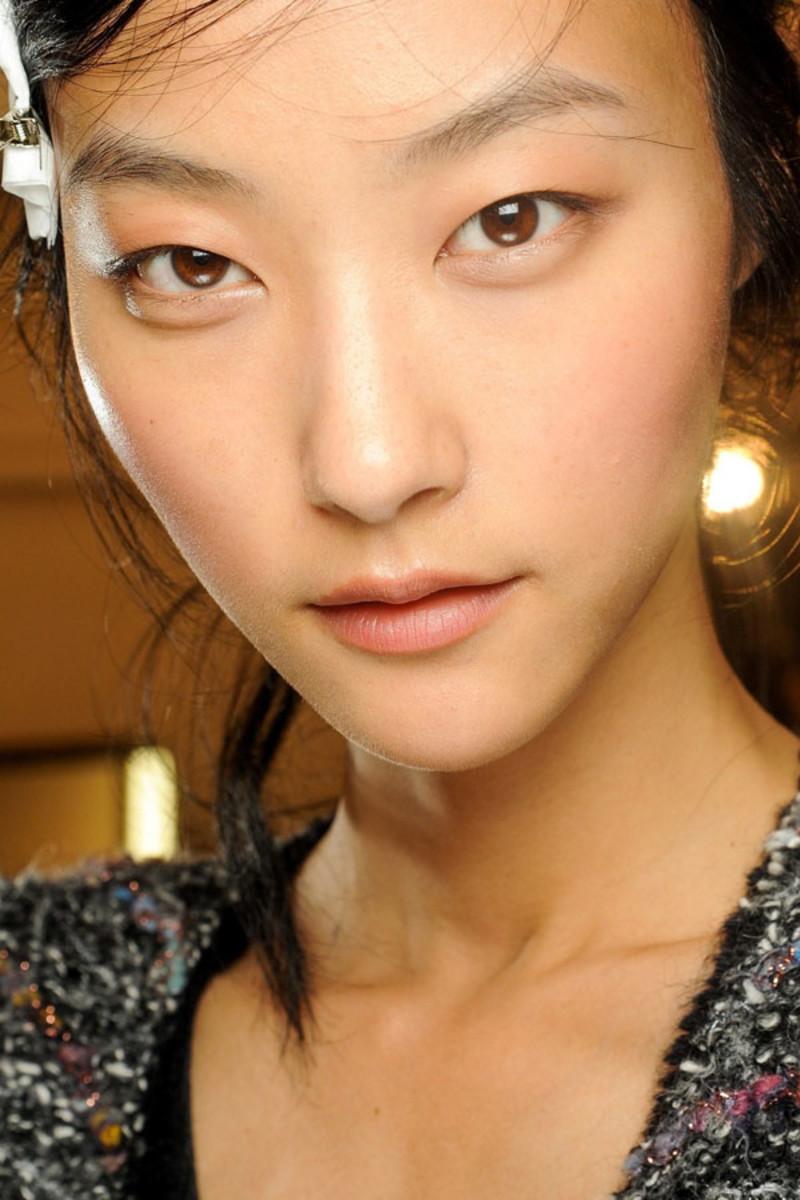 Marni - Spring 2013 makeup