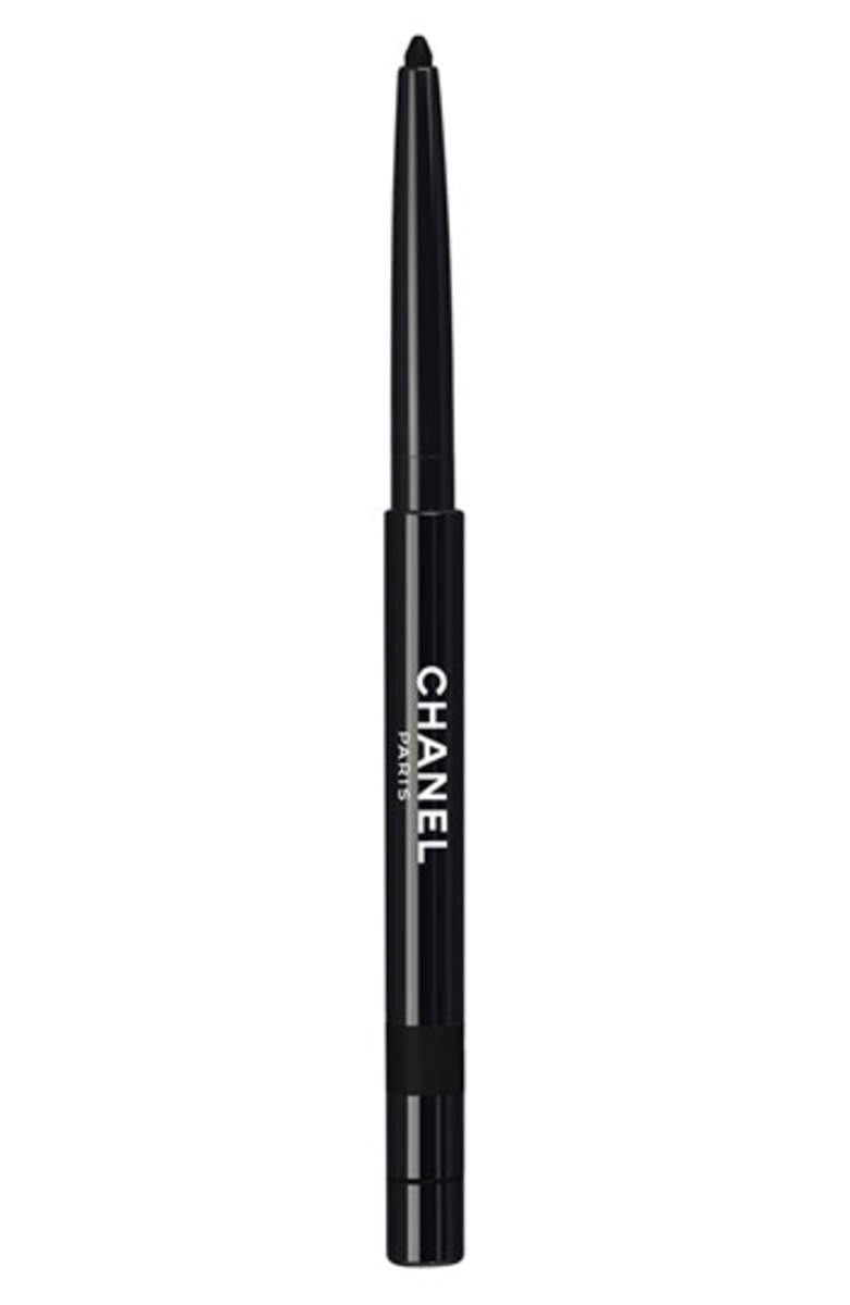 Chanel Stylo Yeux Waterproof Long Lasting Eyeliner in Noir Intense