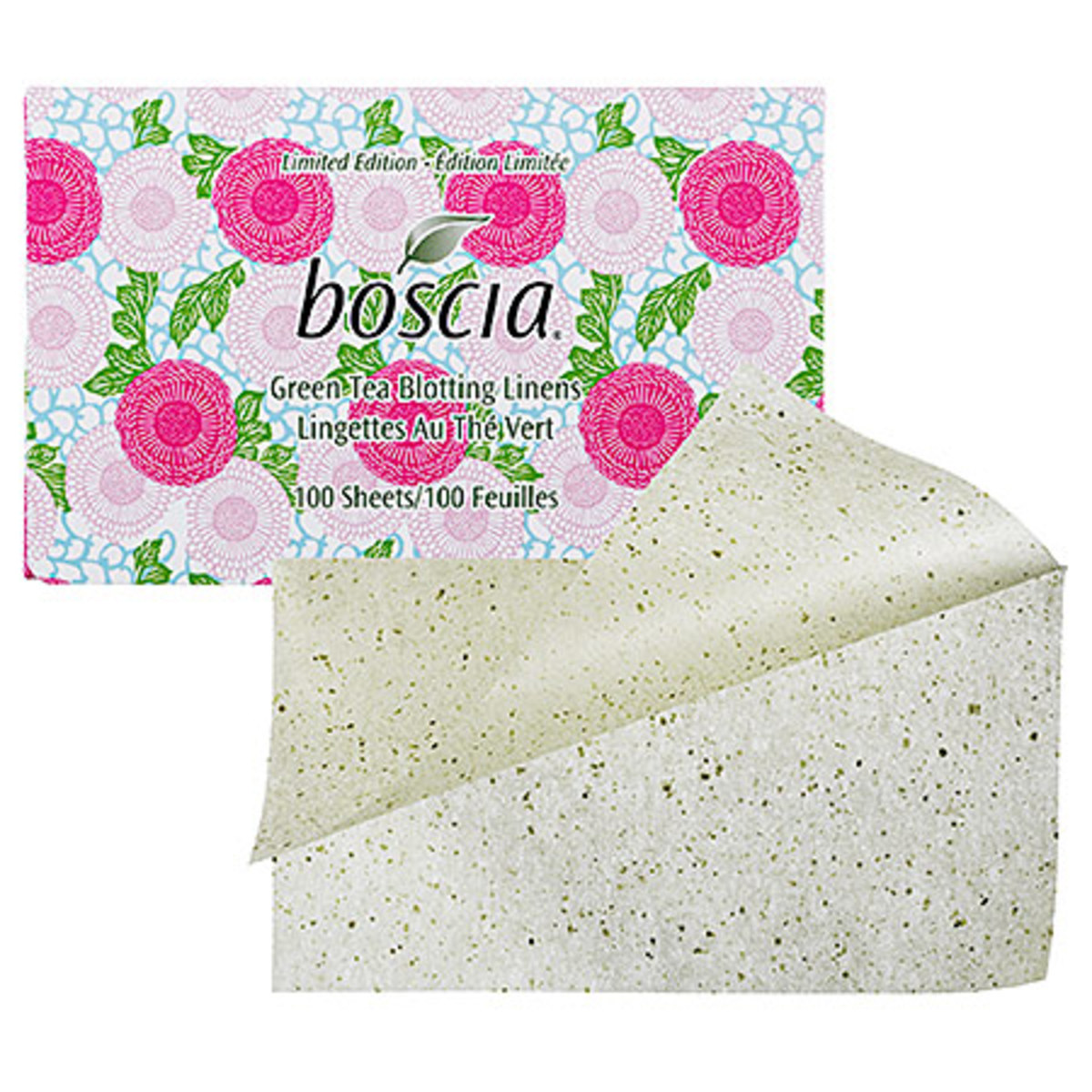 Boscia Green Tea Blotting Linens Limited Edition