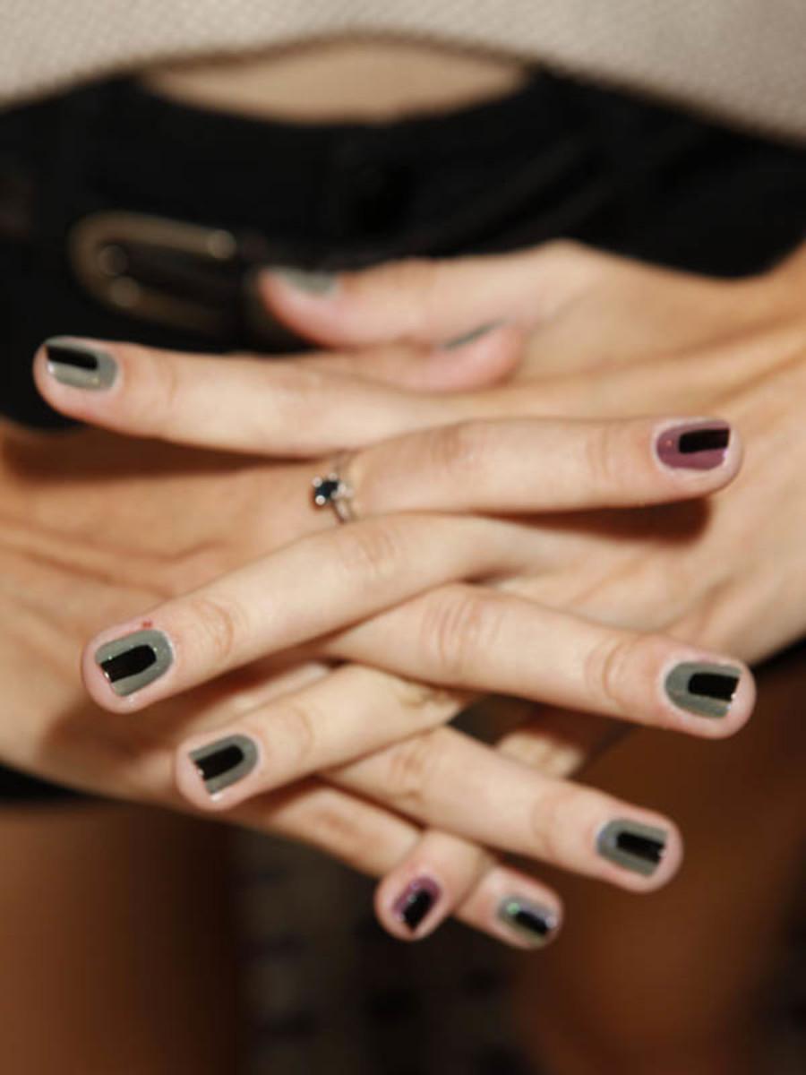 Veda - Spring 2013 nails