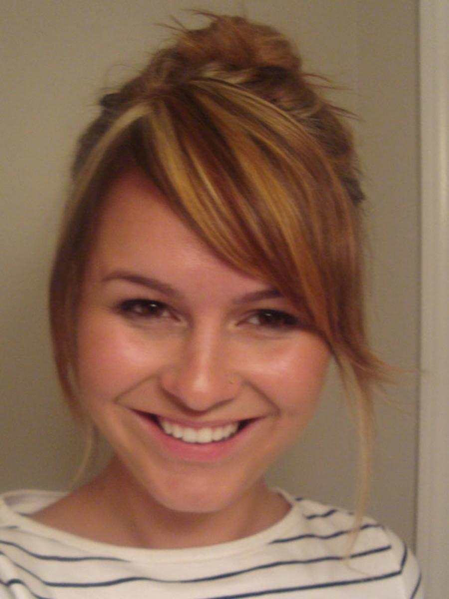 Hair consultation - Bianca - blonde
