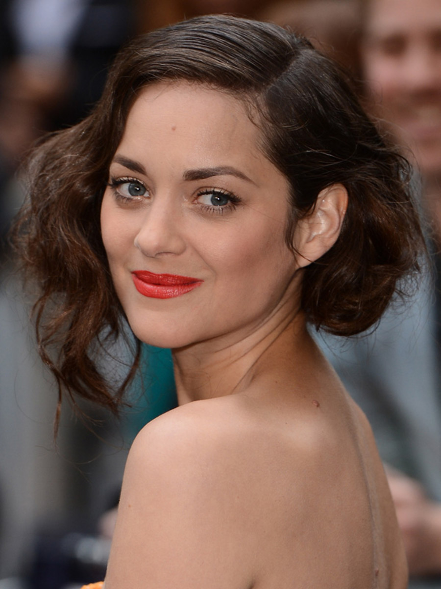 Marion Cotillard - The Dark Knight Rises premiere