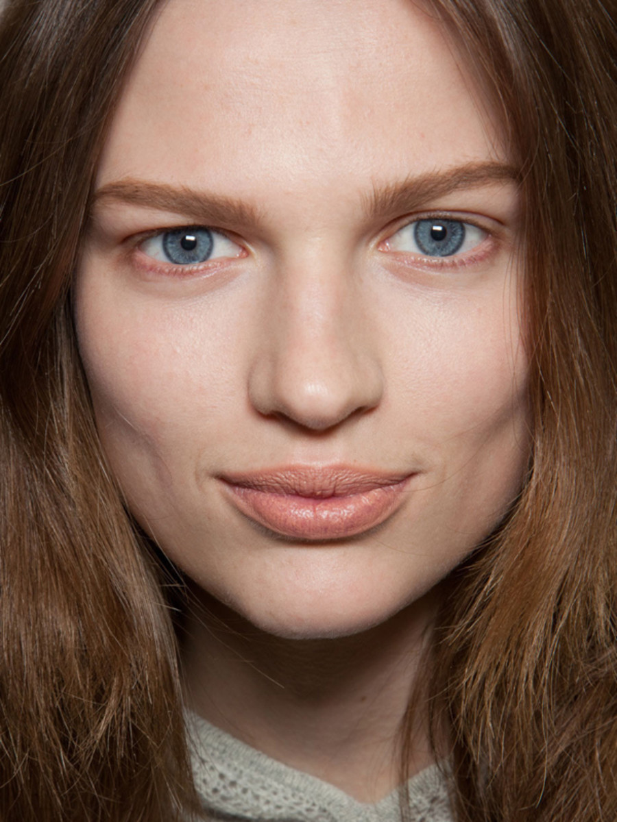 Chloe - Fall 2012 makeup
