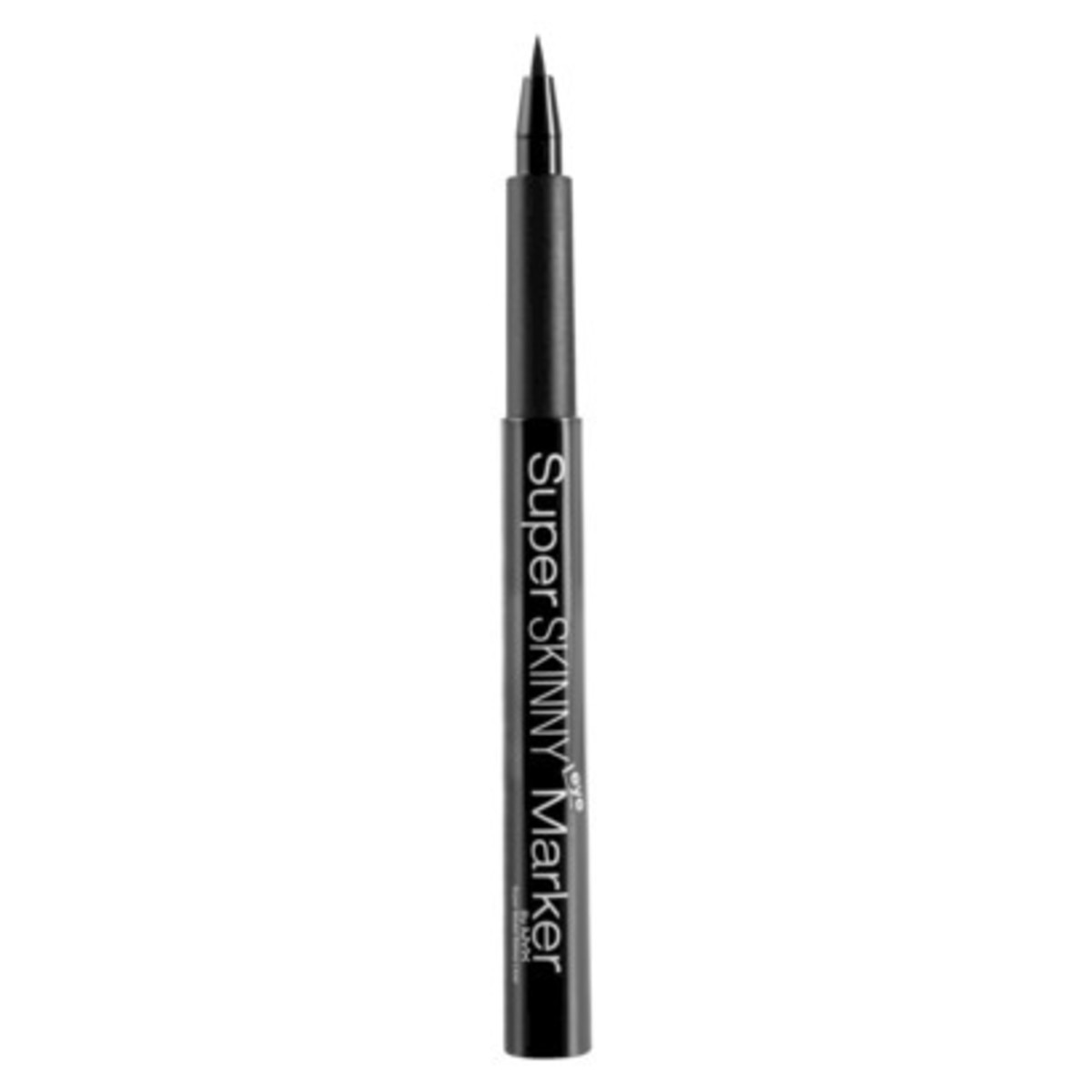 NYX Cosmetics Super Skinny Eye Marker in Carbon Black
