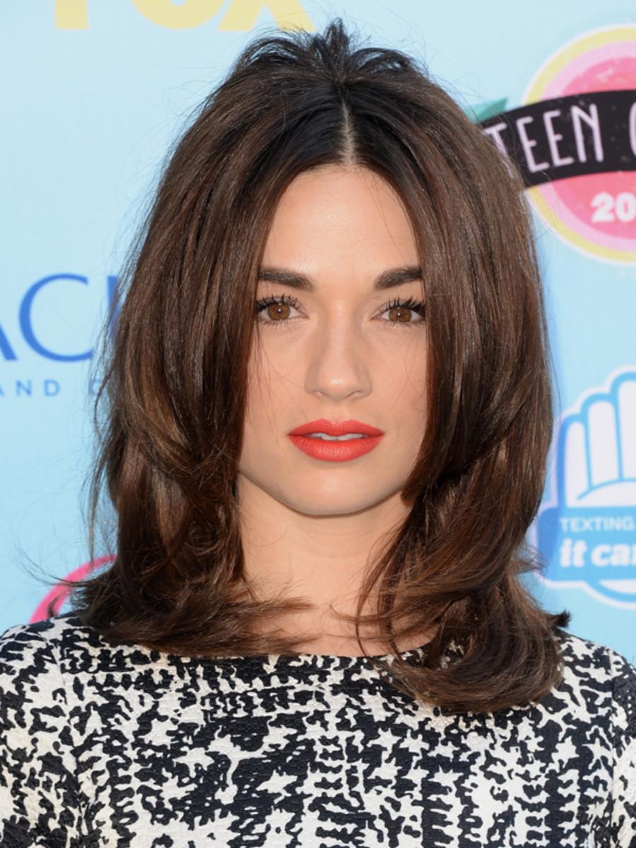 Crystal Reed - Teen Choice Awards 2013