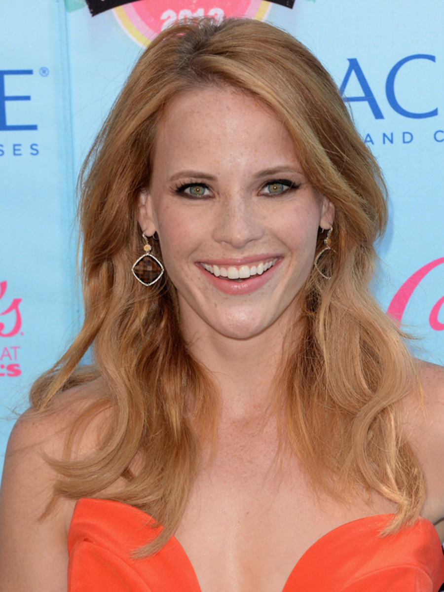 Katie Leclerc - Teen Choice Awards 2013