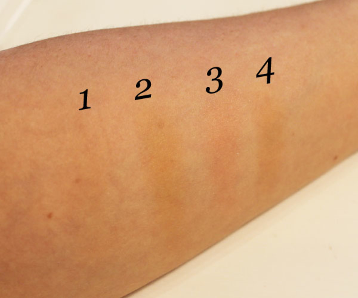 Guerlain Terracotta 4 Seasons Tailor-Made Bronzing Powder in 00 Nude - swatches