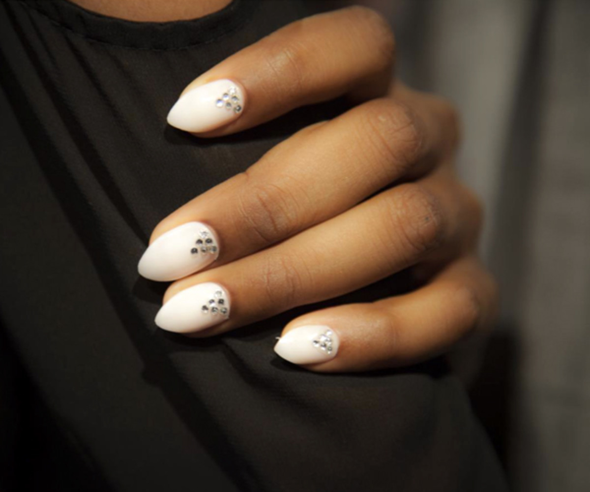 Honor Spring 2014 nails