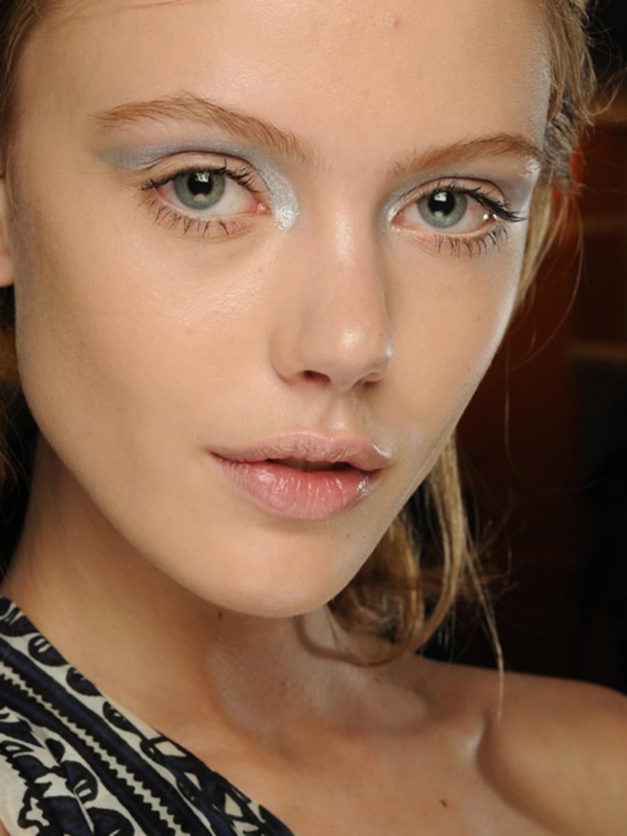 3.1 Phillip Lim - Spring 2012 makeup