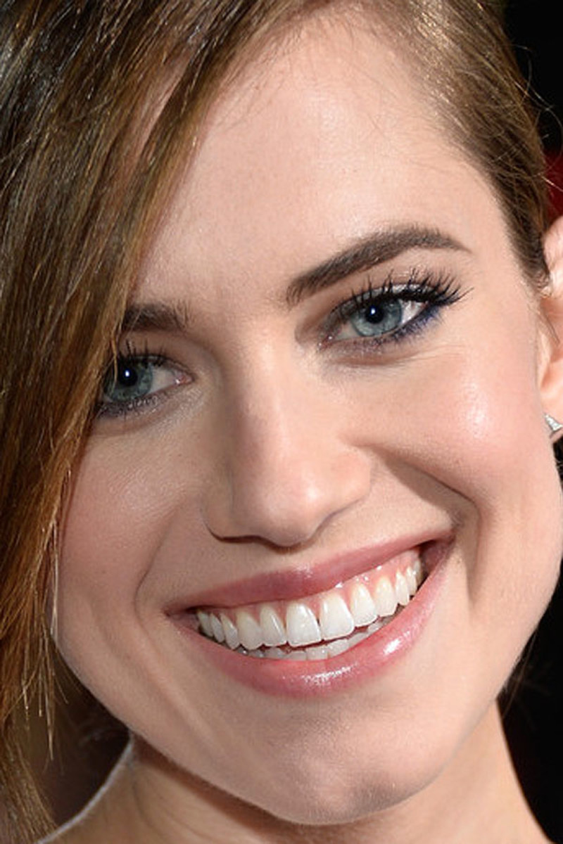 Allison Williams, People's Choice Awards, 2014