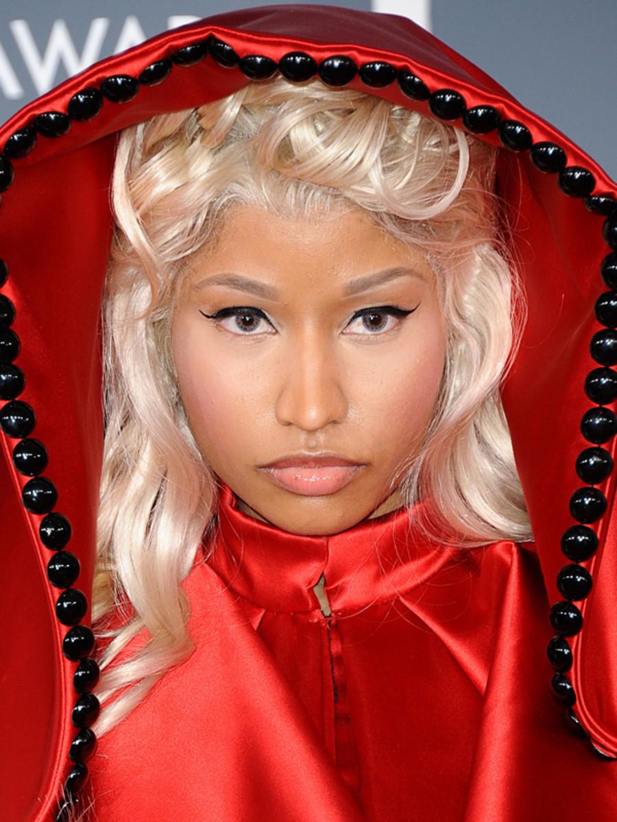 Grammy-Awards-2012-Nicki-Minaj