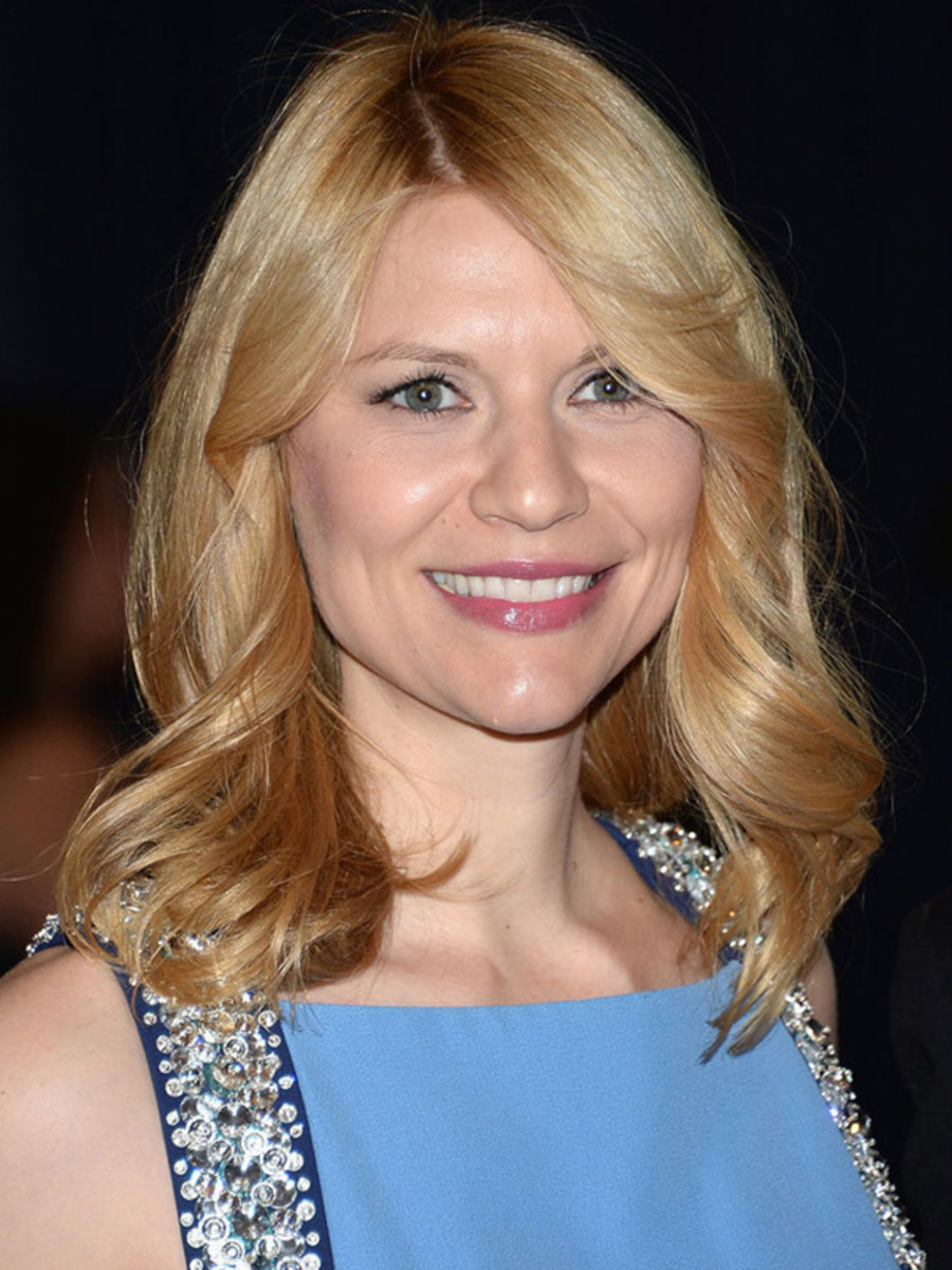 Claire Danes - White House Correspondents Dinner, 2013