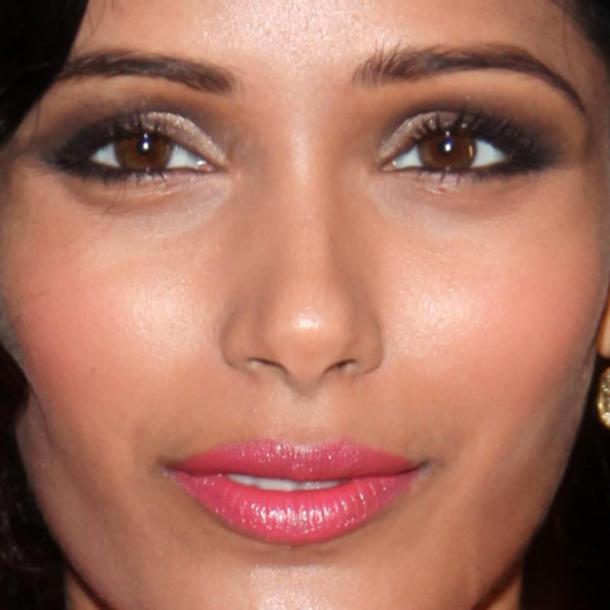 Freida Pinto makeup - TIFF 2013