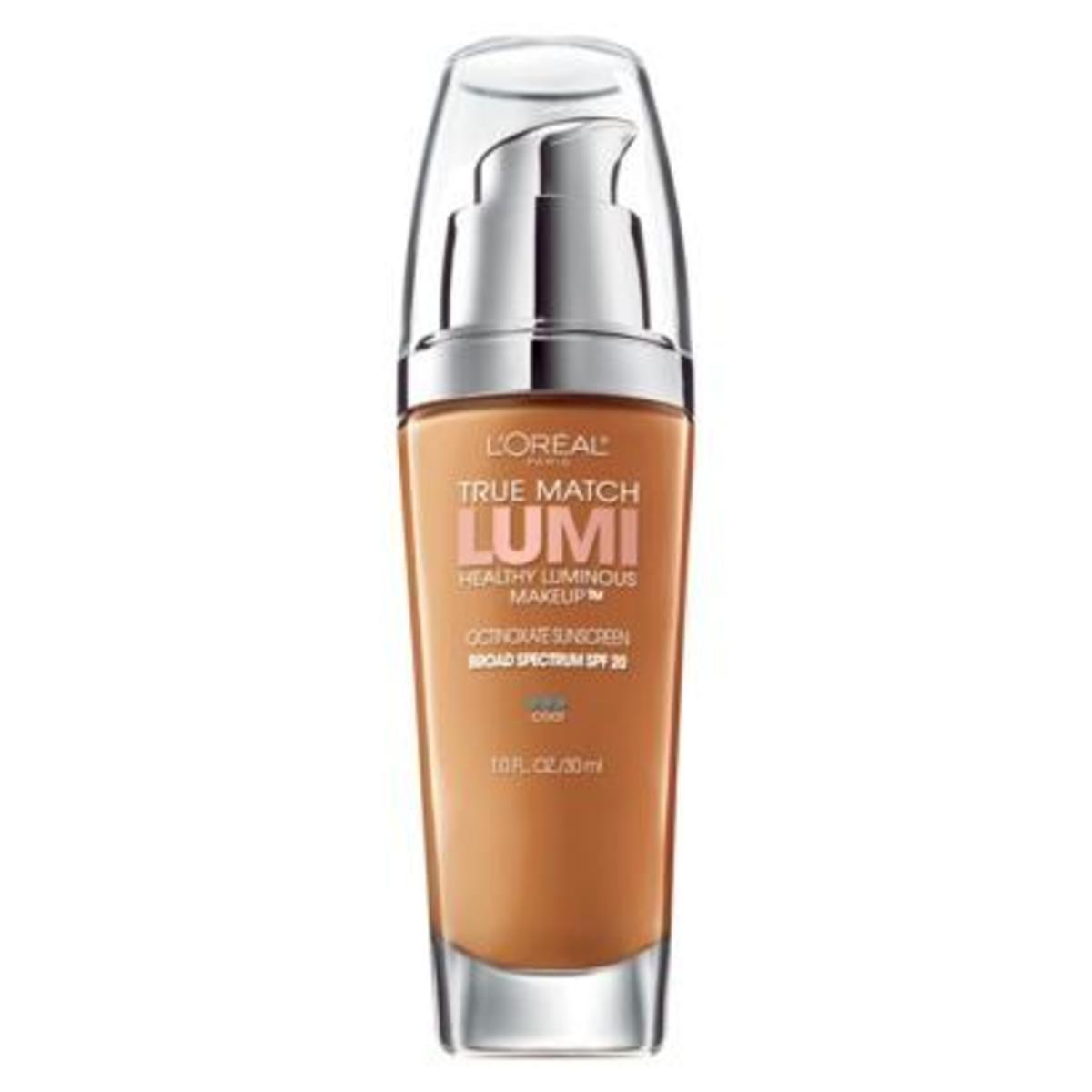 L'Oreal Paris True Match Lumi Foundation