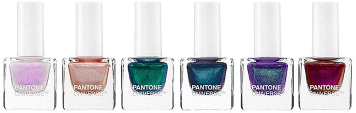 Sephora Pantone Universe Jewel Lacquers