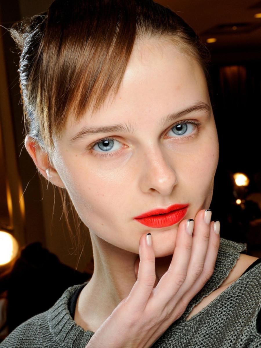 Thakoon - Fall 2012 makeup