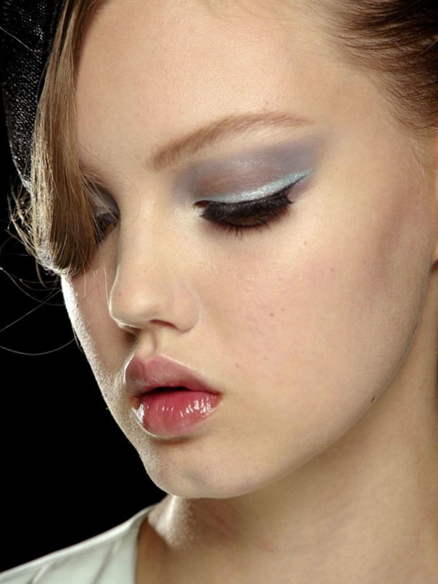 Giorgio Armani - Spring 2013 makeup