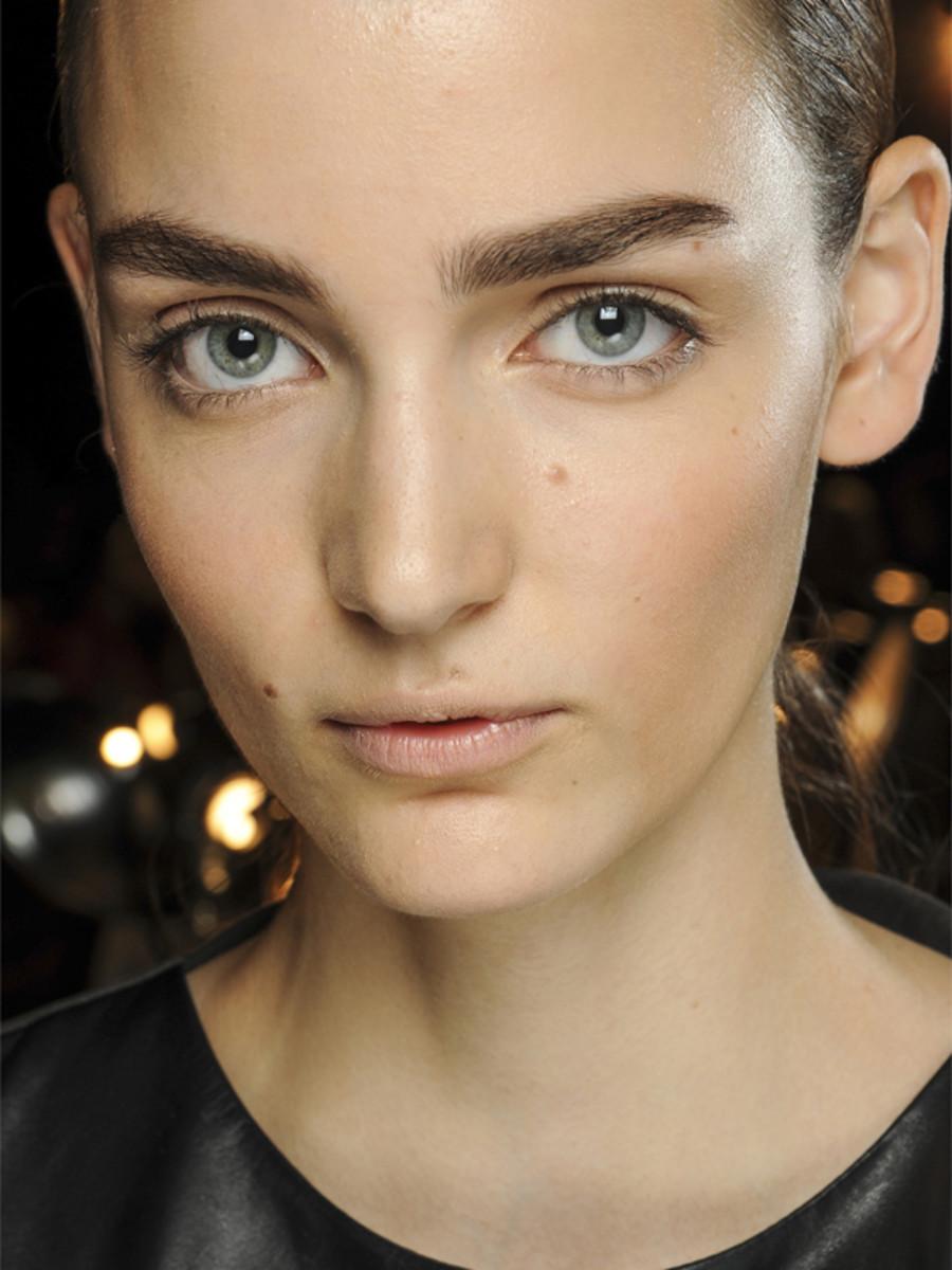 Alexander Wang - Spring 2013 makeup