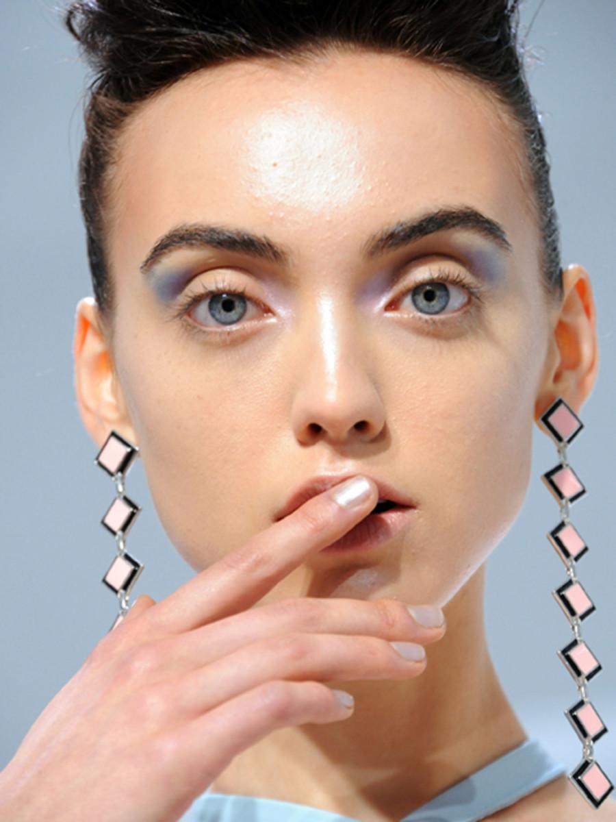 Catherine Malandrino - Spring 2013 nails