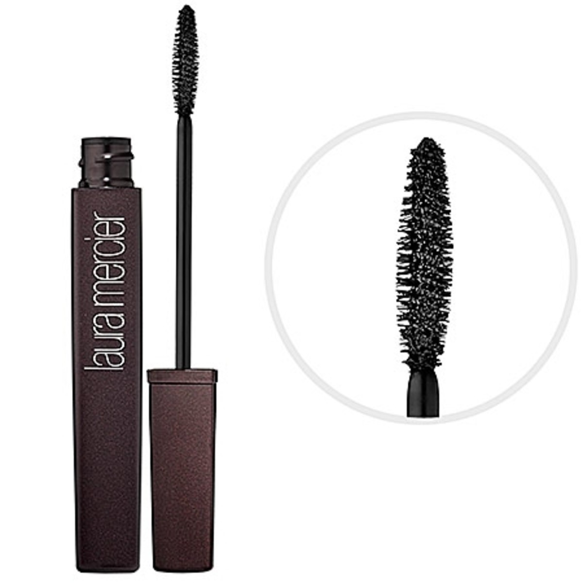 Laura Mercier Long Lash Mascara in Black