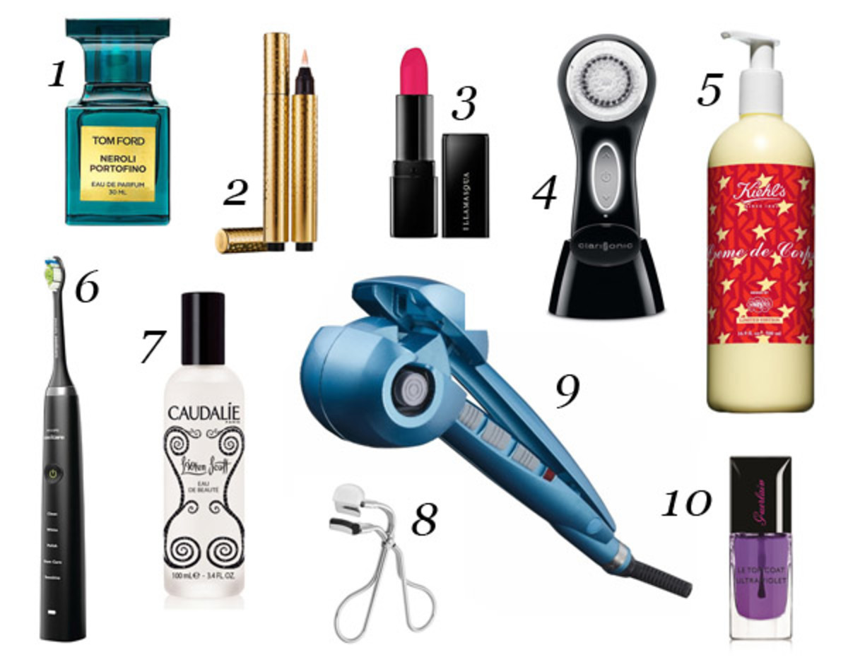 Beauty gifts 2013