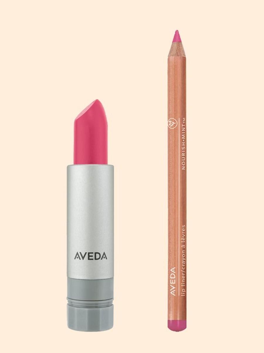 Aveda Spring 2014 makeup