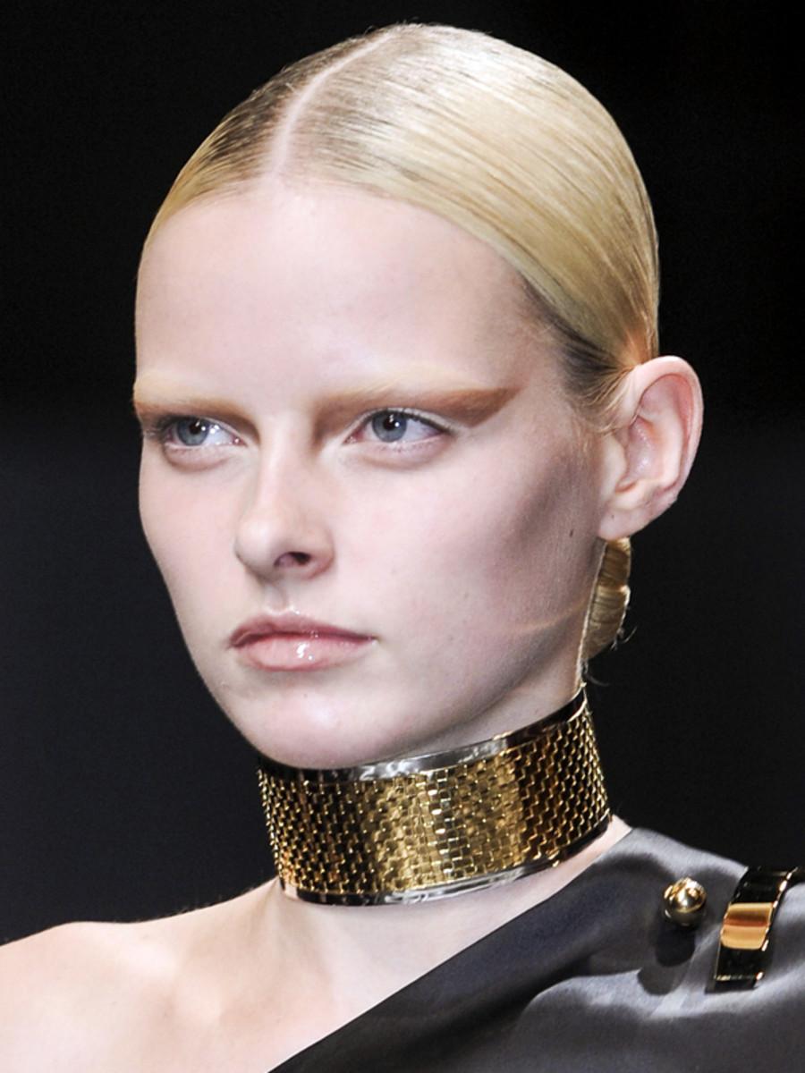 Givenchy - Spring 2013 makeup