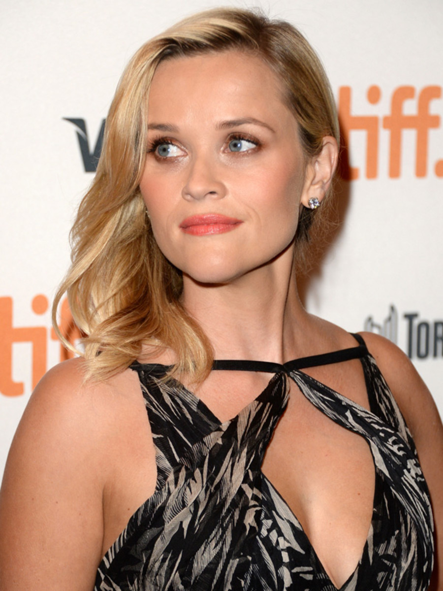 Reese Witherspoon makeup - Devil's Knot premiere, Toronto 2013