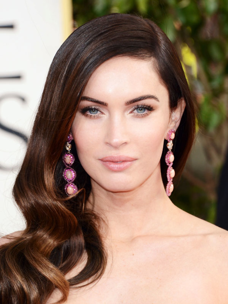 Megan Fox - Golden Globes 2013
