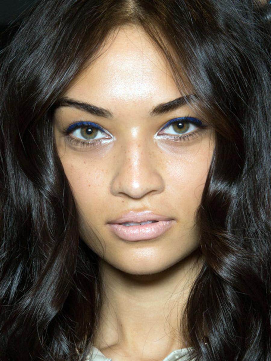 Just Cavalli - Spring 2013 makeup