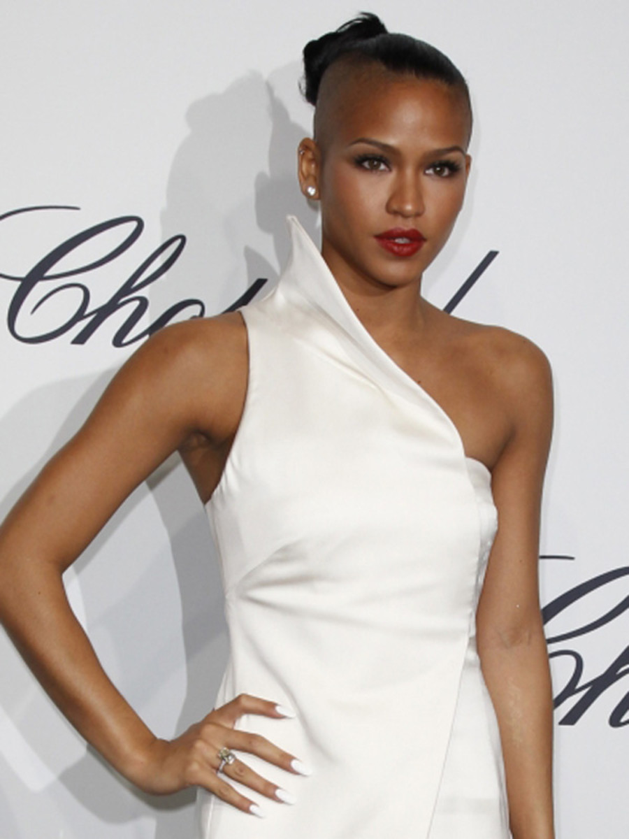 Cassie - Cannes 2012 nails