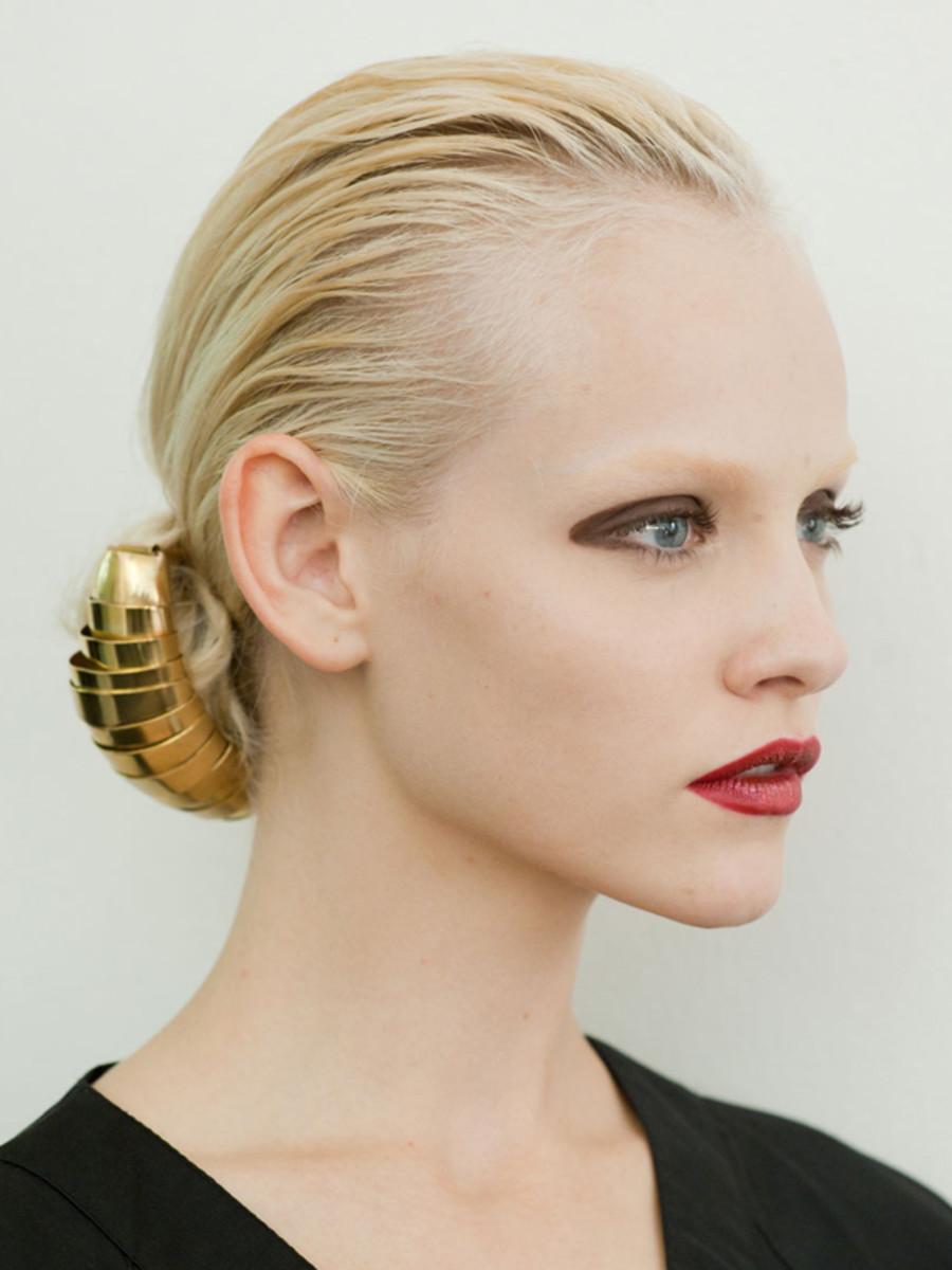 YSL - Spring 2012 makeup