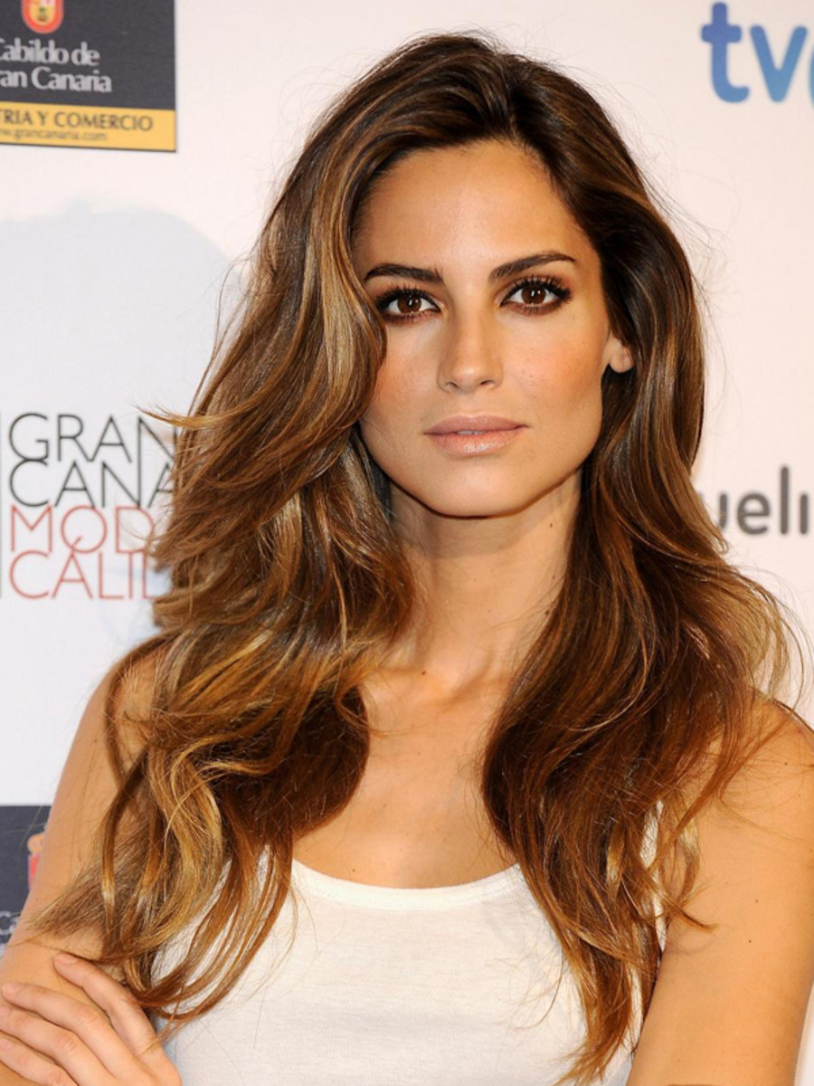 Ariadne Artiles hair colour