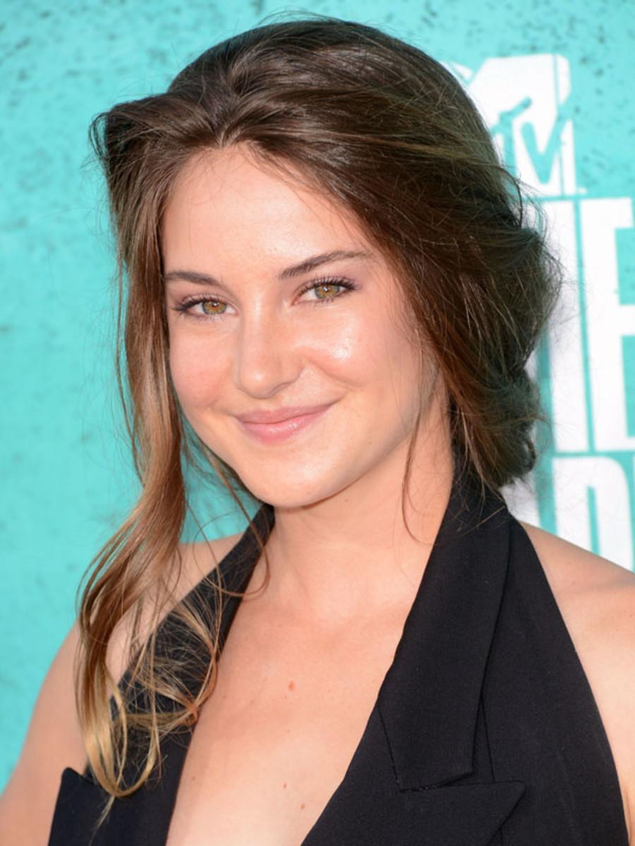 Shailene Woodley - MTV Movie Awards 2012