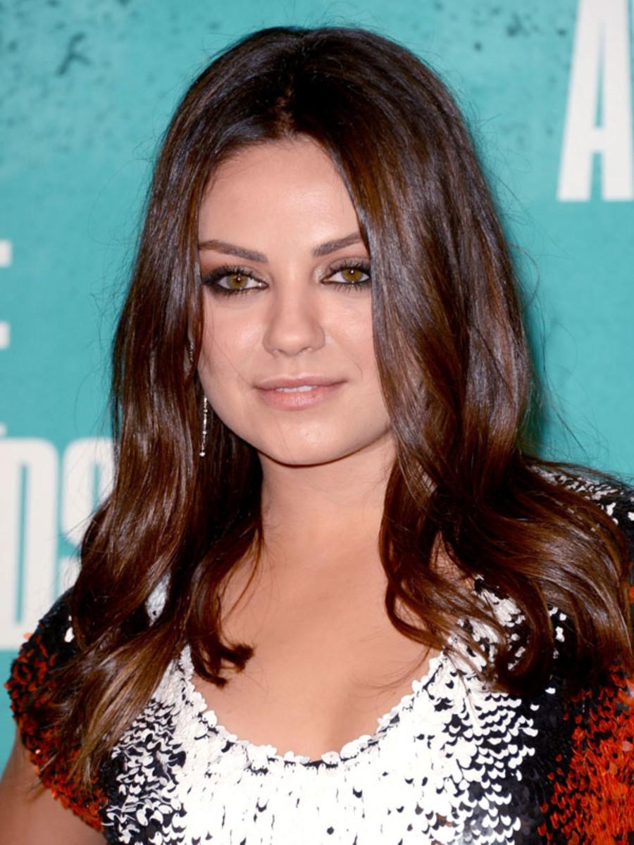 Mila Kunis - MTV Movie Awards 2012