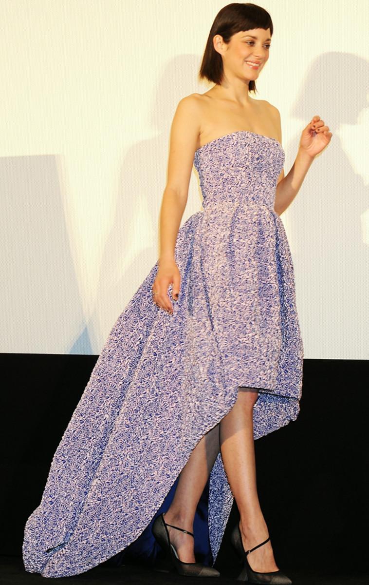 Marion Cotillard - Rust and Bone premiere, Tokyo, March 2013