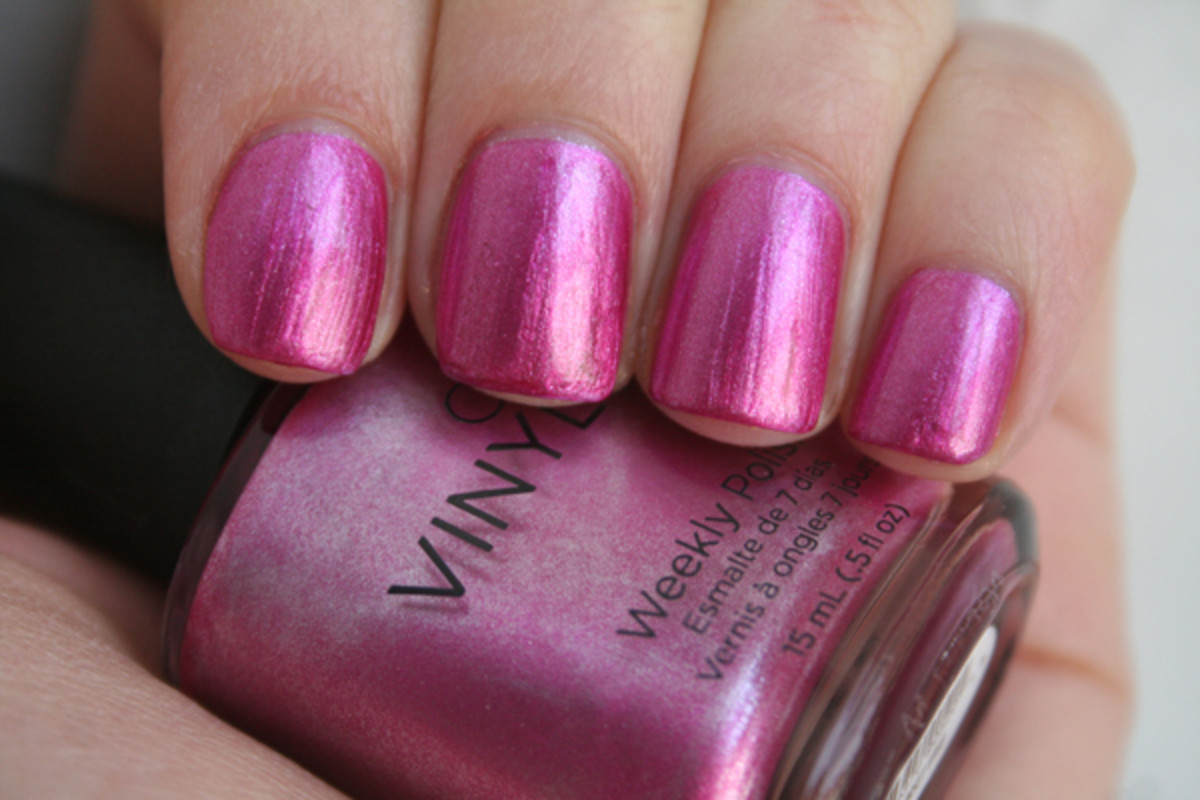 CND Vinylux Sultry Sunset