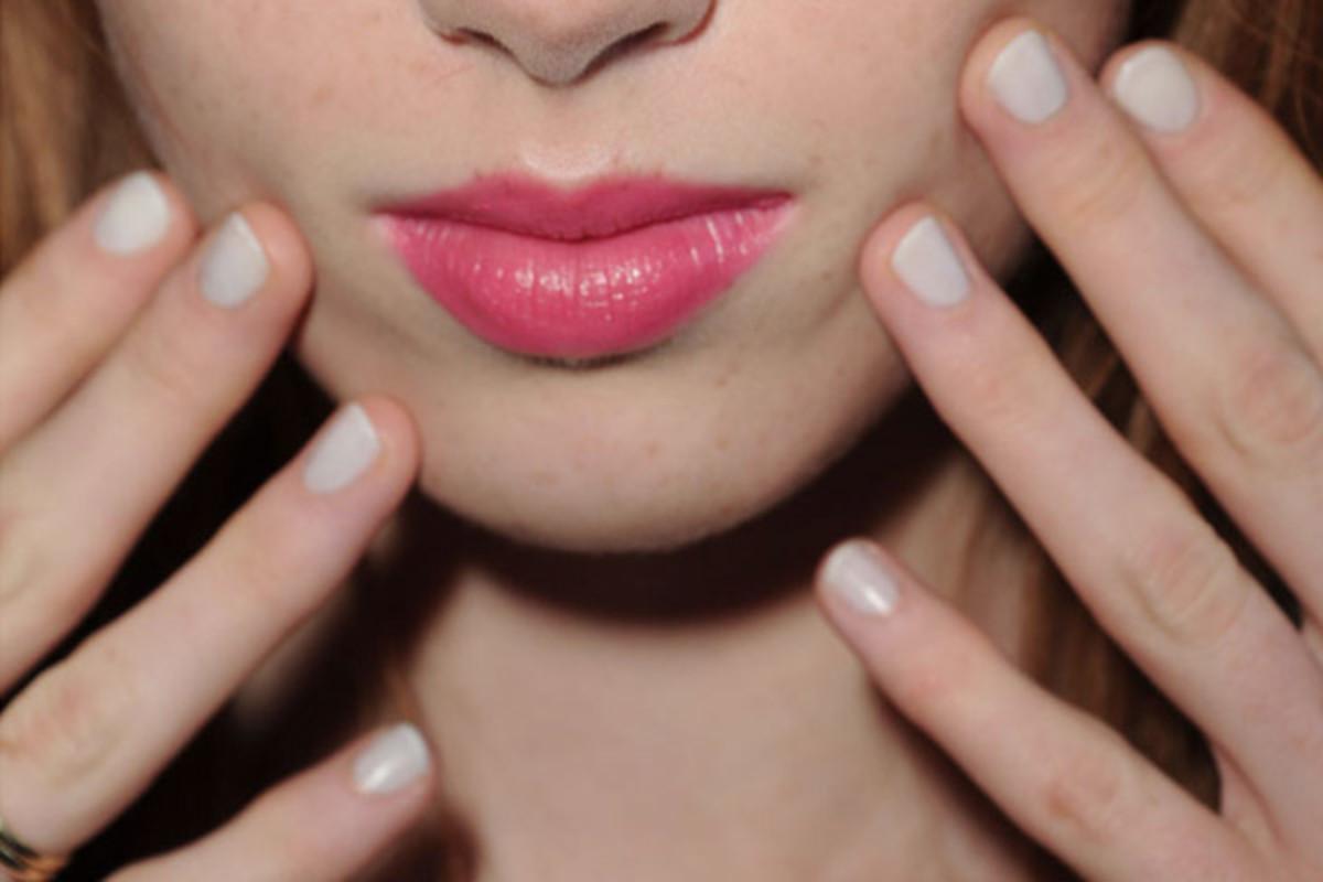 Karen Walker - Spring 2013 nails