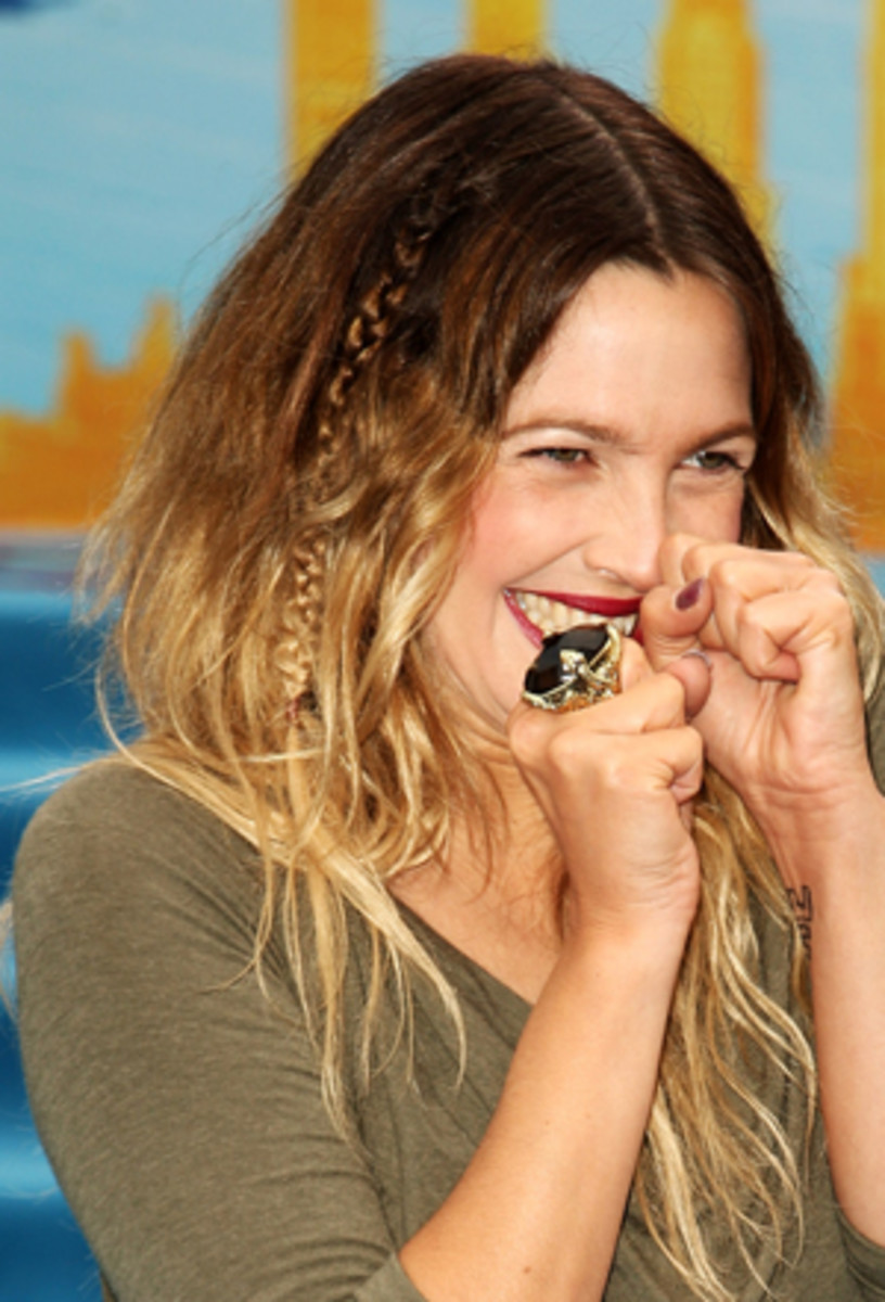 Drew-Barrymore-bad-Ombre