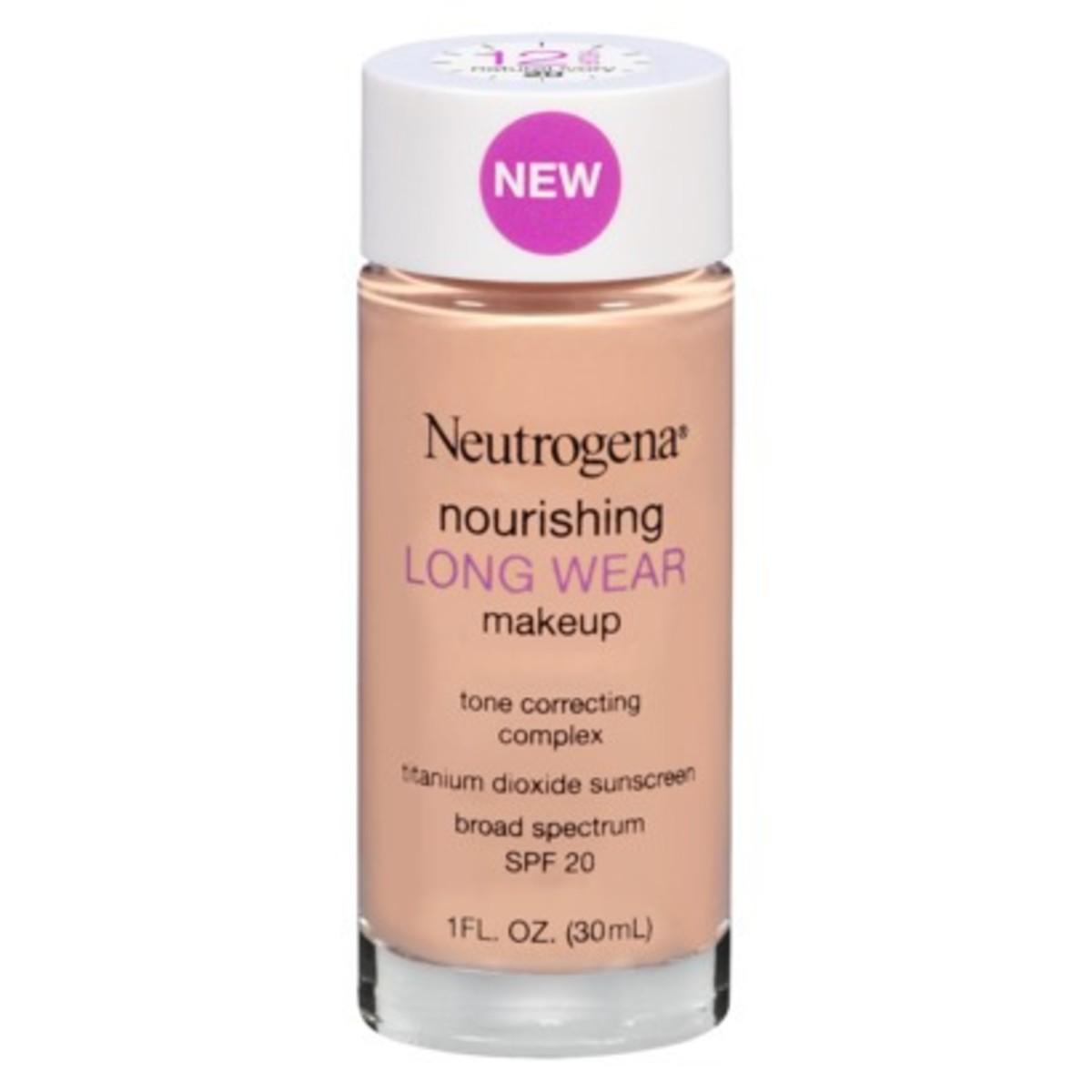 Neutrogena Nourishing Long Wear Makeup