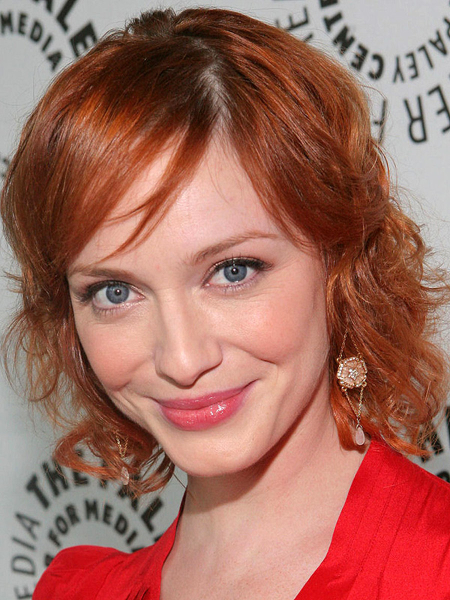 Christina Hendricks, Paley Festival, 2008