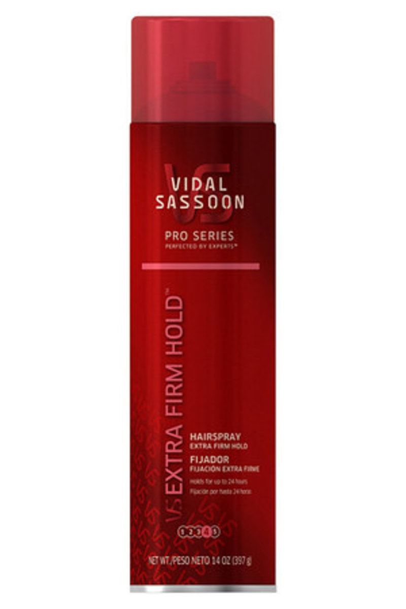 Vidal Sassoon Pro Series Extra Firm Hold Hairspray
