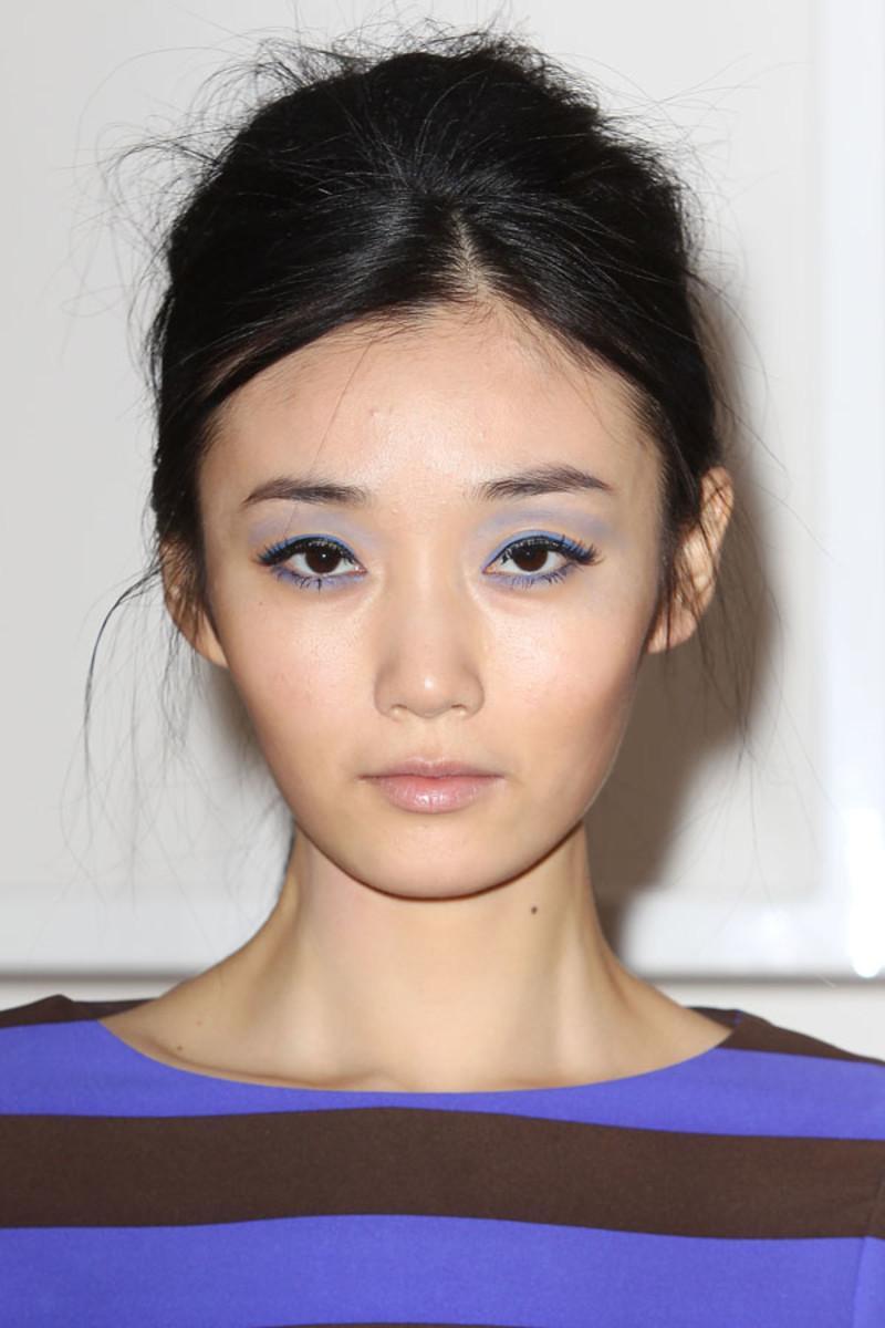 Lisa Perry - Fall 2013 makeup