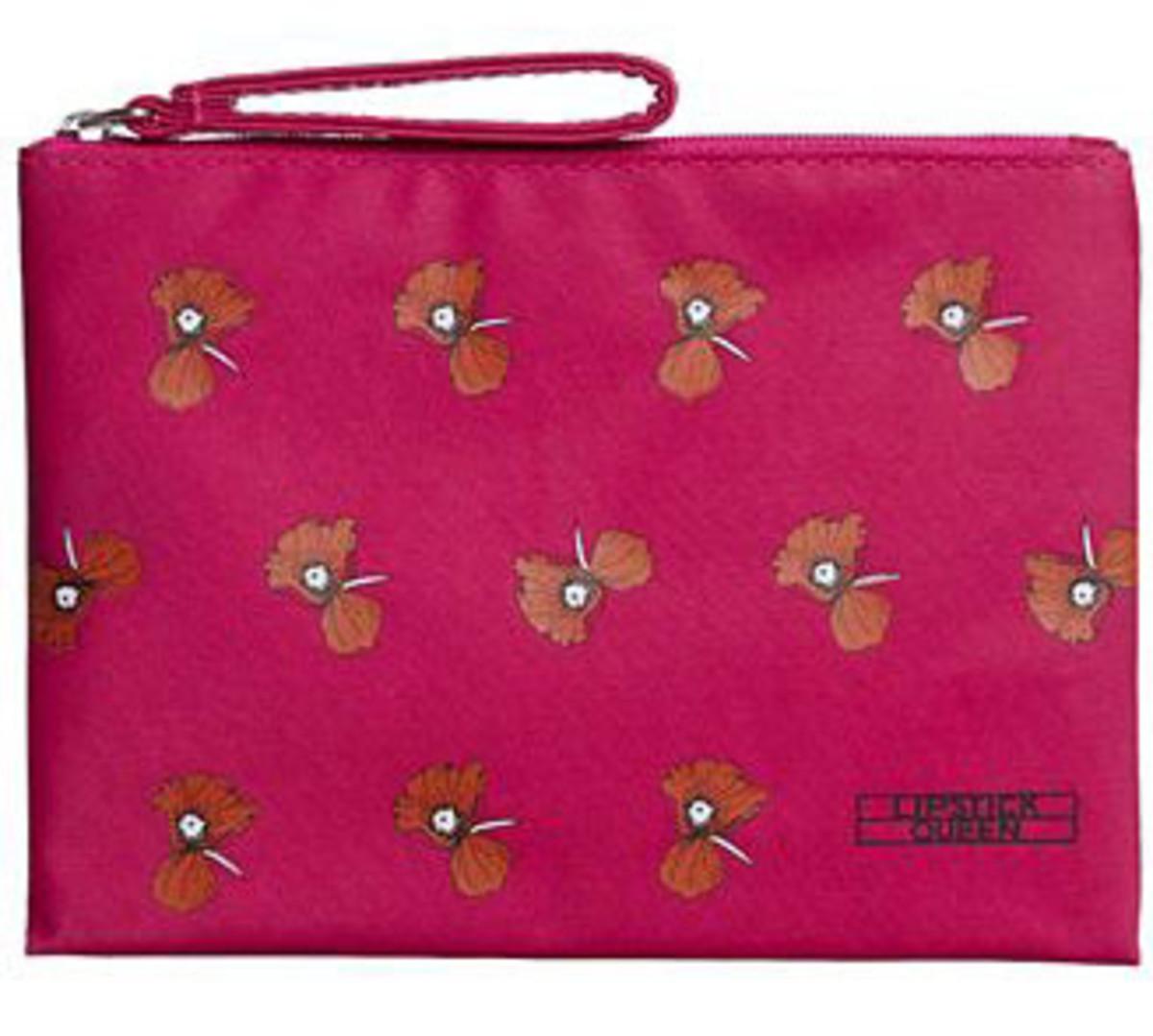 Lipstick Queen Pink Poppy bag
