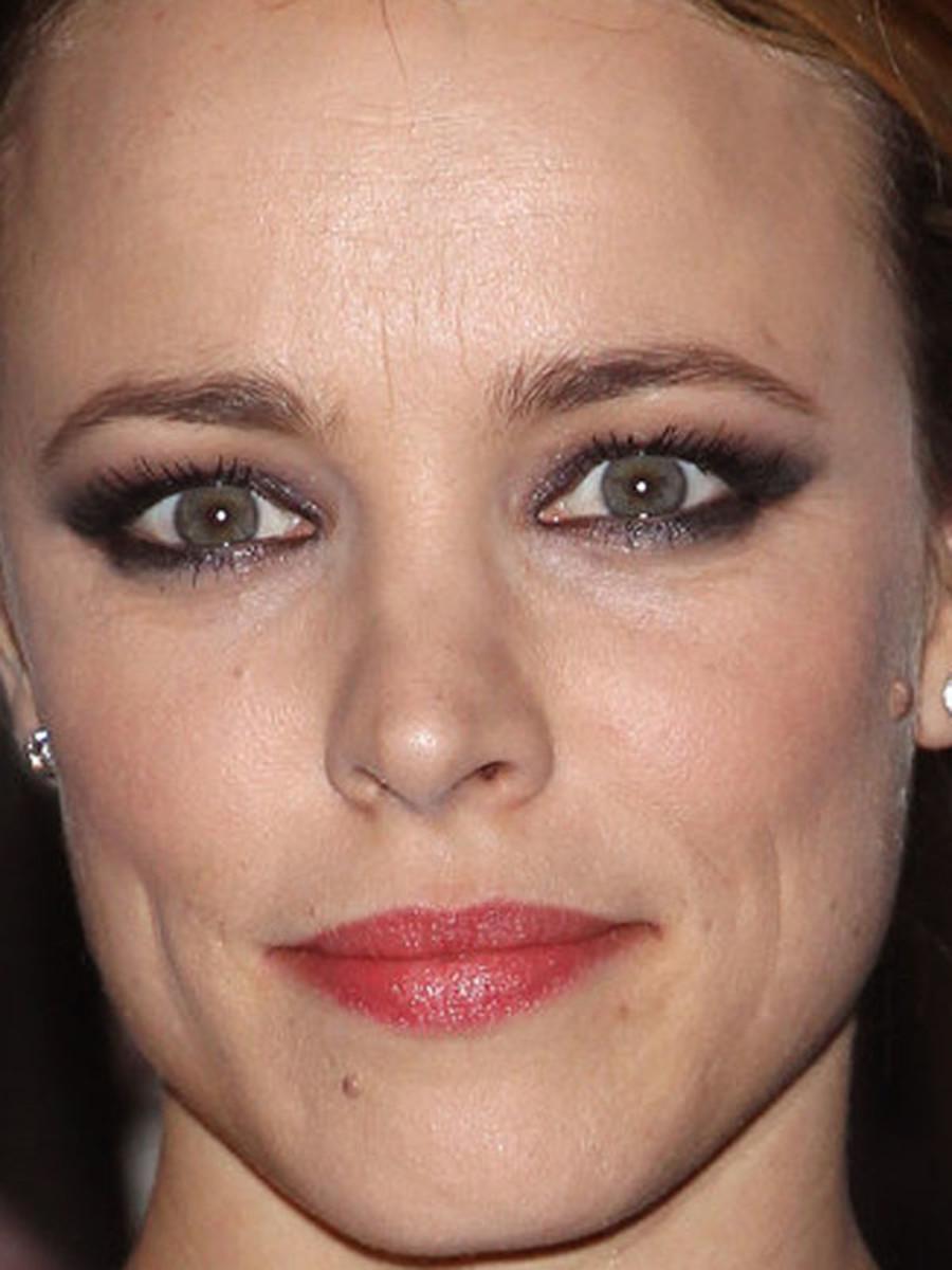 Rachel McAdams makeup, A Most Wanted Man premiere, 2014 (4)