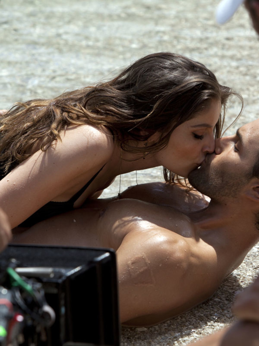 Laetitia Casta and Noah Mills - Dolce & Gabbana video