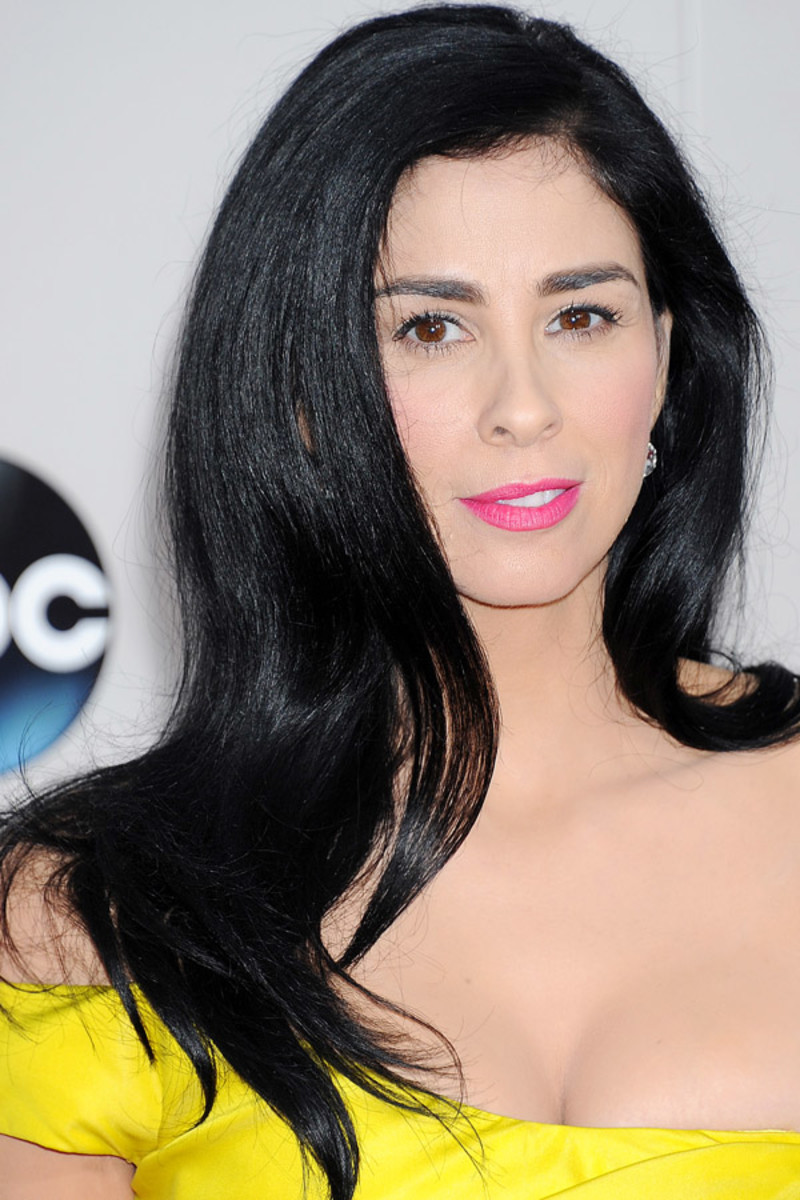 Sarah Silverman, American Music Awards, 2013