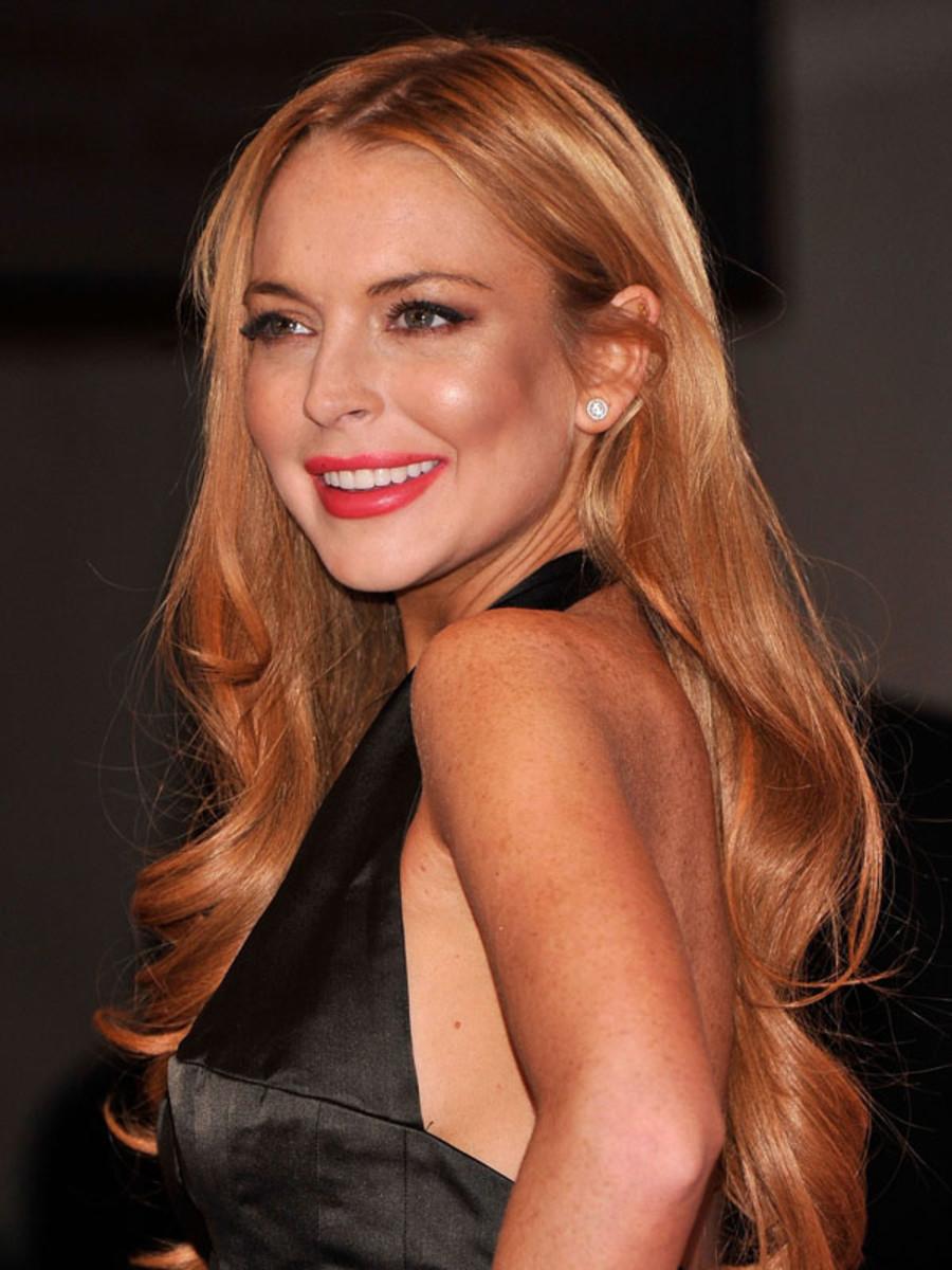 Lindsay-Lohan-White-House-Correspondents-Association-Dinner