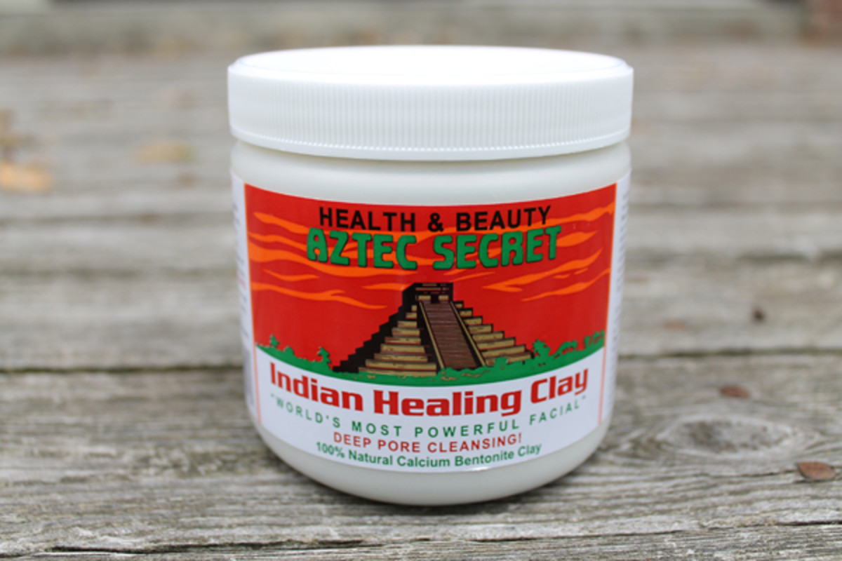 Aztec Secret Indian Healing Clay